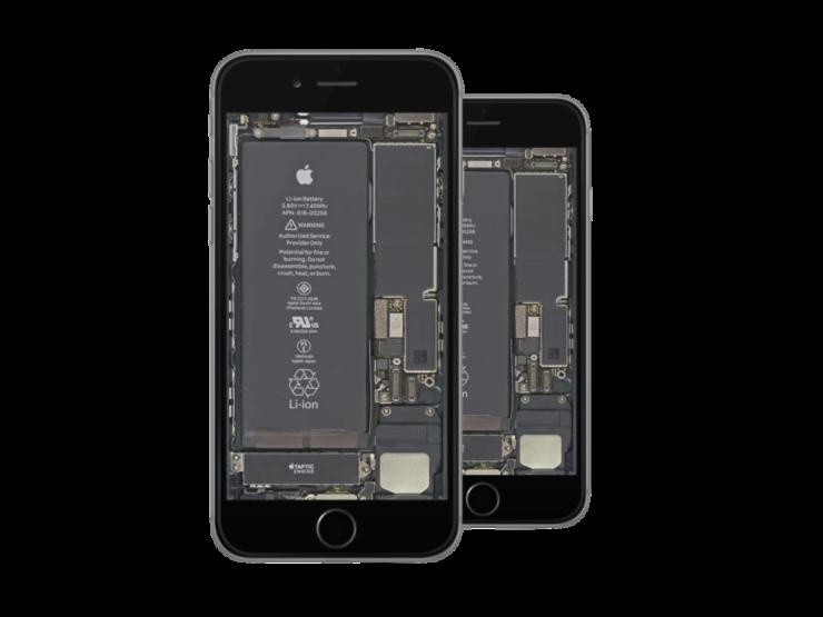 Apple custom power chips