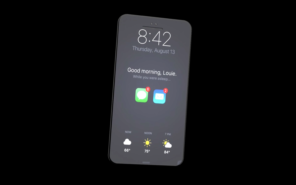 How To See Notifications On Iphone X
