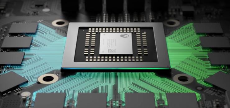 AMD Project Scorpio