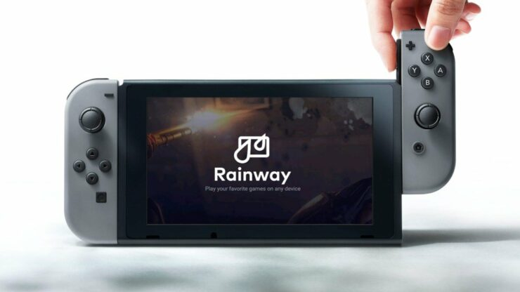 rainway nintendo switch