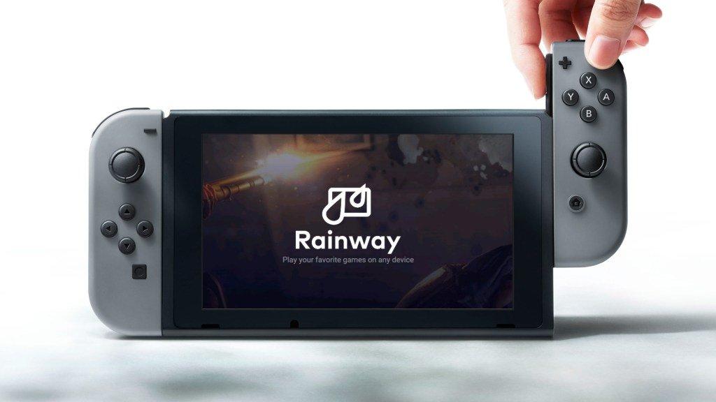 rainway nintendo switch