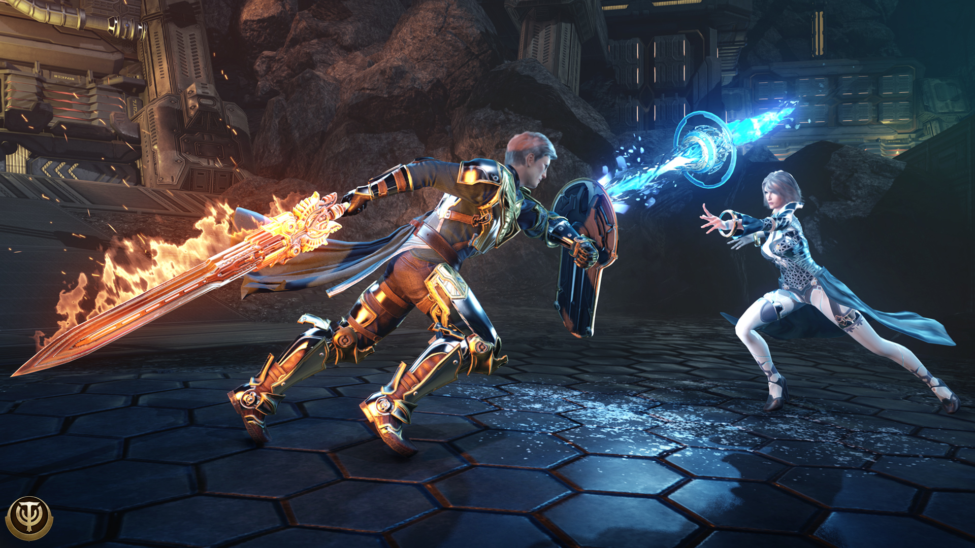 MMO Skyforge To Get PS4 Pro 4K/HDR Support