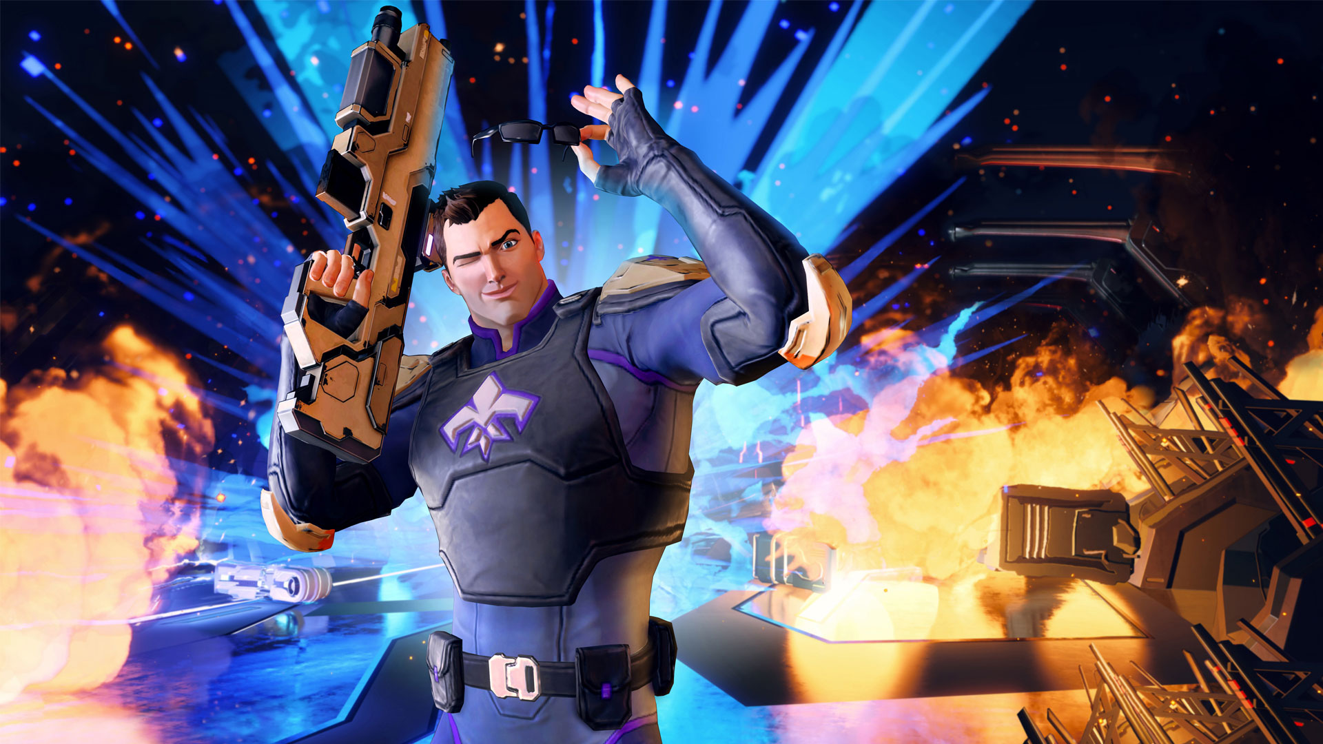 Volition S Agents Of Mayhem Launches On August 15 18