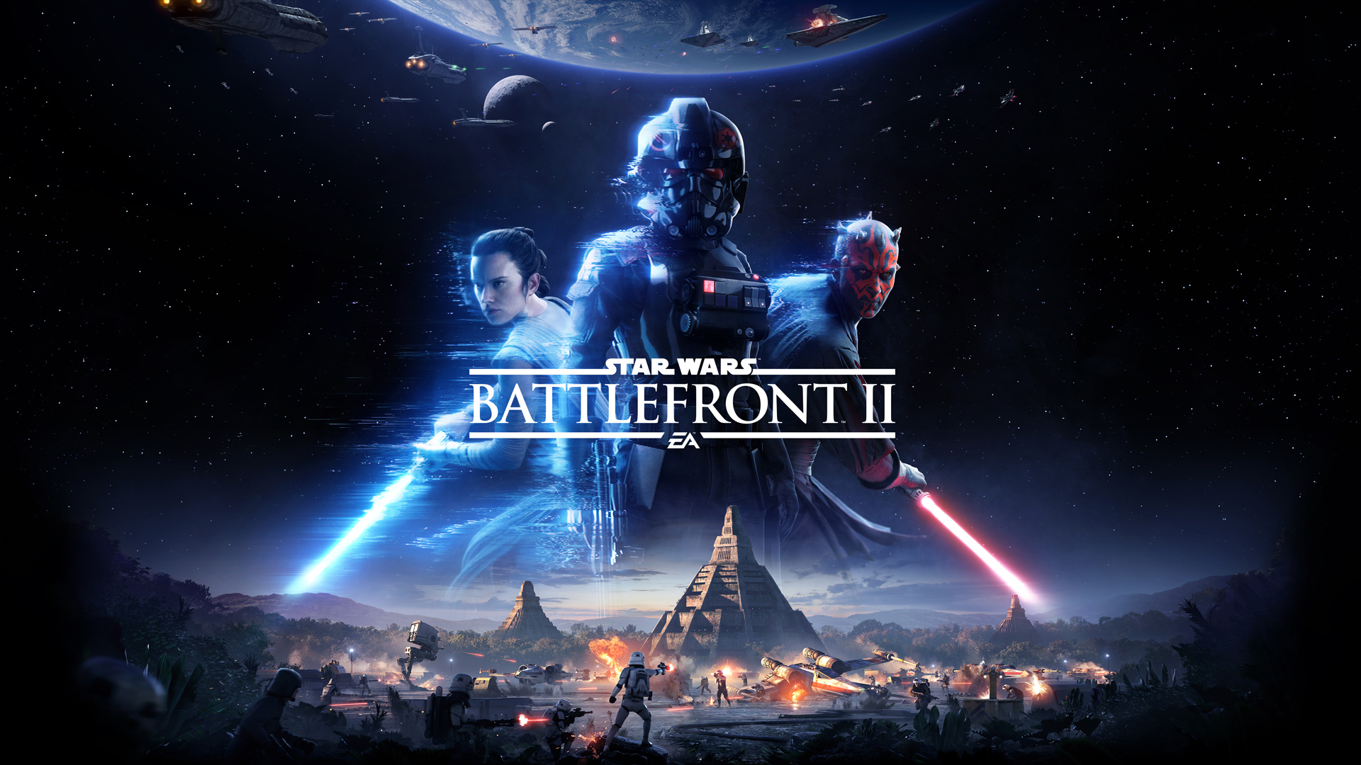 Star Wars Battlefront II Open Beta To Come This October