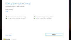 Steps to Install Windows 10 1803 April 2018 Update Before Others