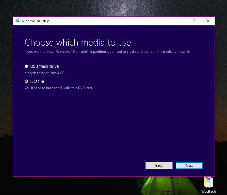 install windows 10 creators update