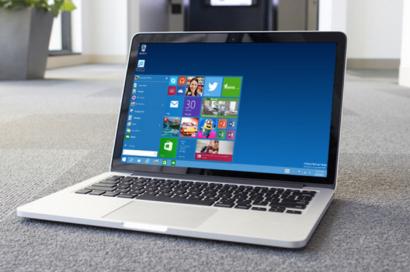 clean install creators update on mac