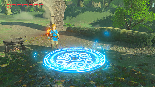 Zelda Breath of the Wild Patch DLC Pack 1