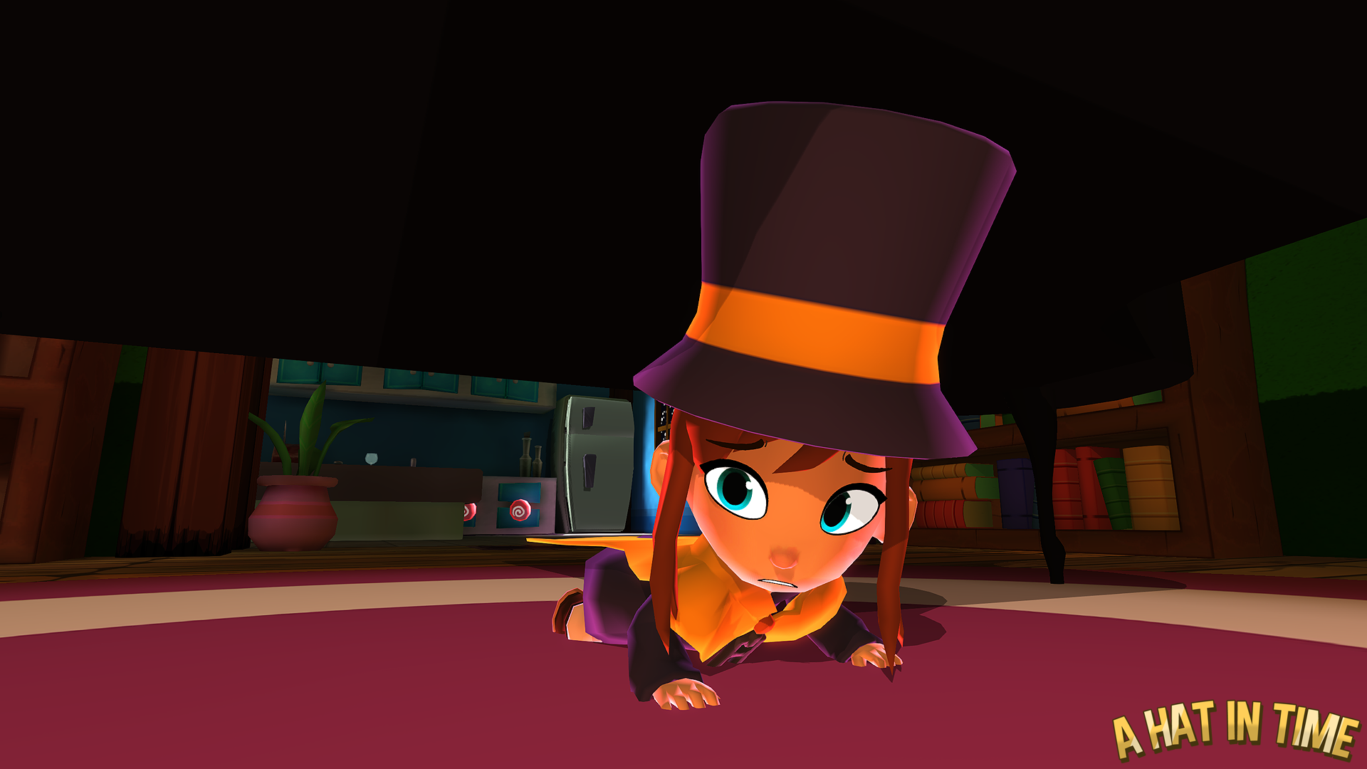 Platform Game A Hat In Time To Release On Pc This Fall New