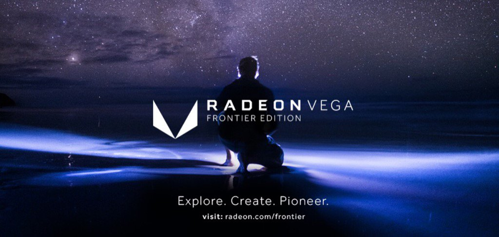 Amd Radeon Vega Frontier Edition Graphics Card Pictured And Detailed