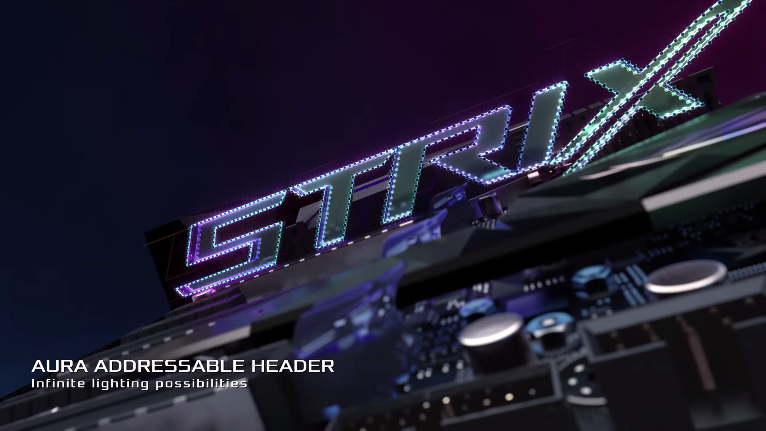 ASUS ROG STRIX X299-E Motherboard Is an Epic RGB Showcase