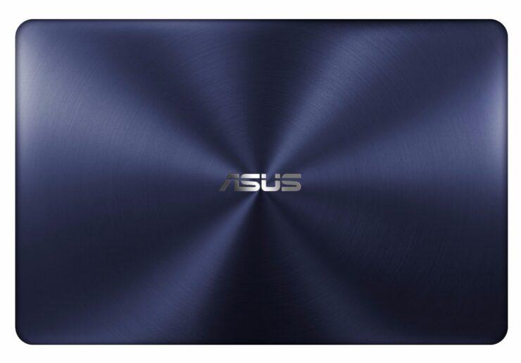 ASUS ZenBook Pro UX550 announced