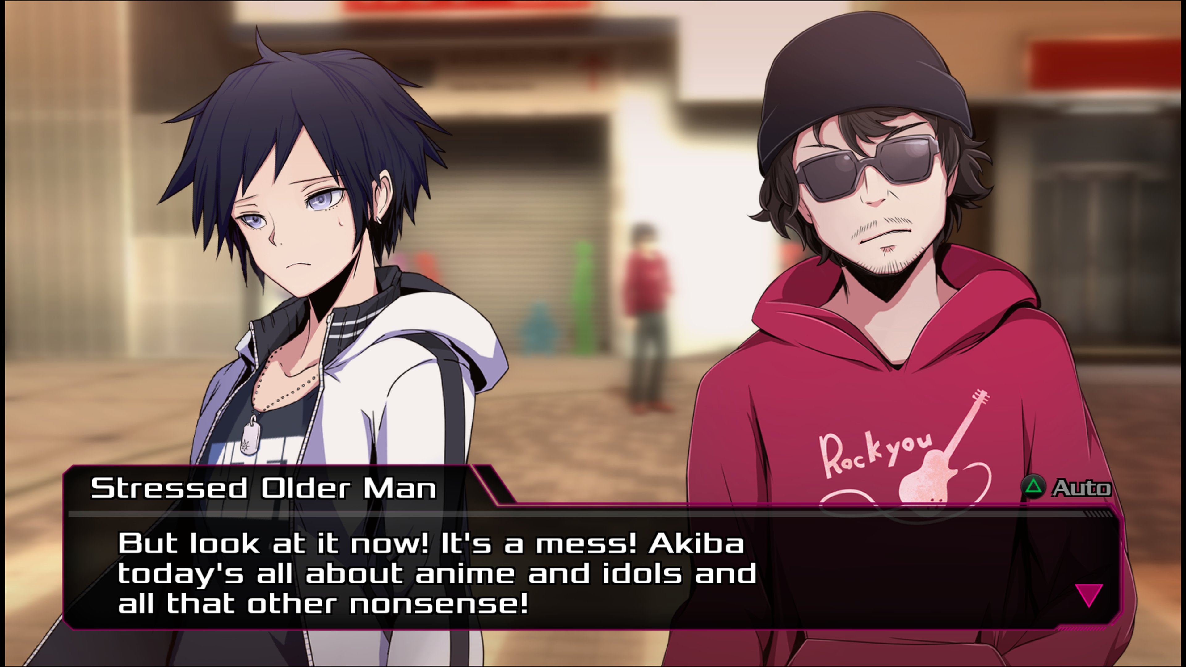 Akiba's Beat (PS4) Review - Tales of a Delusional Persona