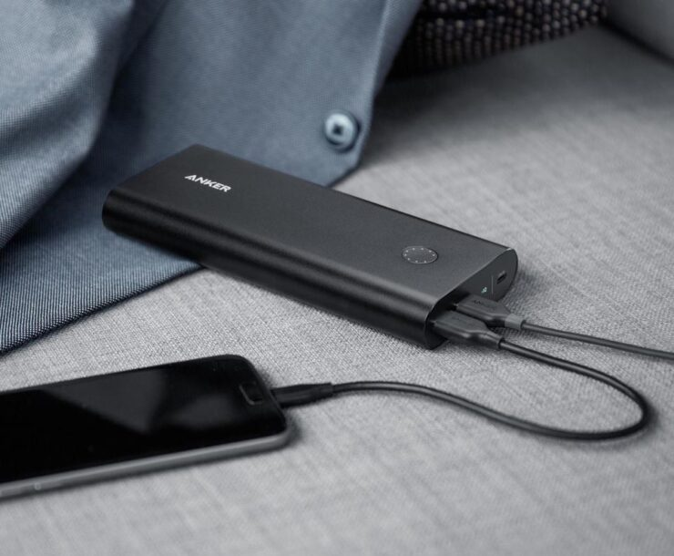 Anker PowerCore+ with USB PD
