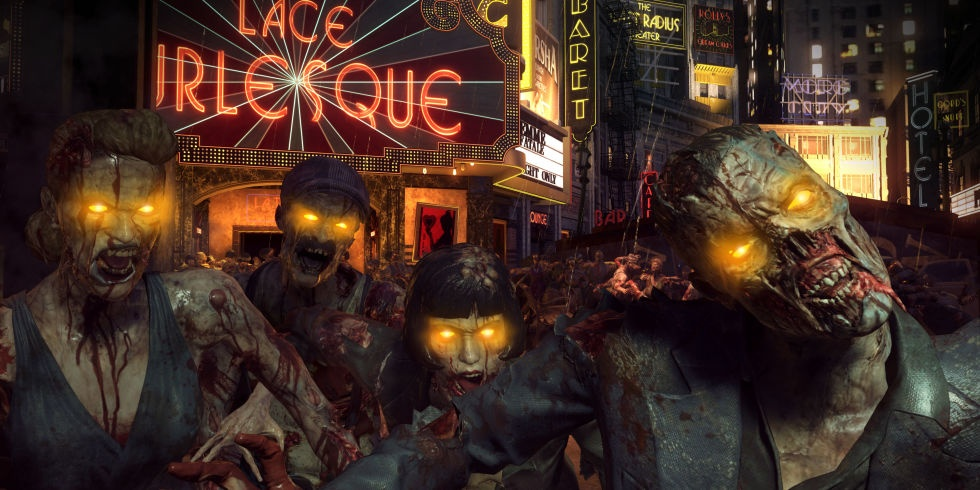 Call of Duty Black Ops III Zombies Chronicles To Include 8 Maps; DLC Call Of Duty Zombies Maps on