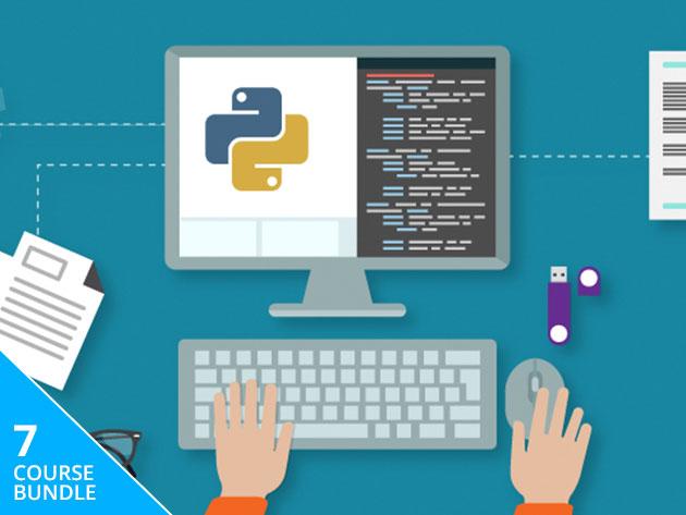 Complete Python Programming Bundle