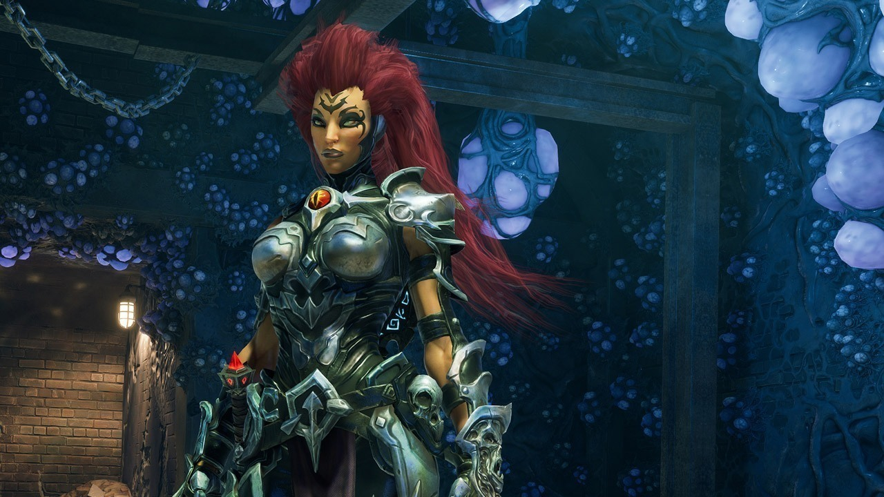 Darksiders III Gets New Screenshots Showcasing Fury and ...