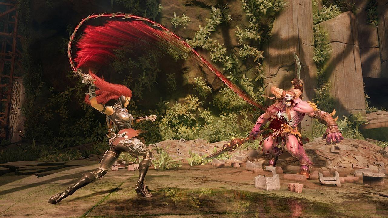 تاریخ انتشار بازی Darksiders III مشخص شد