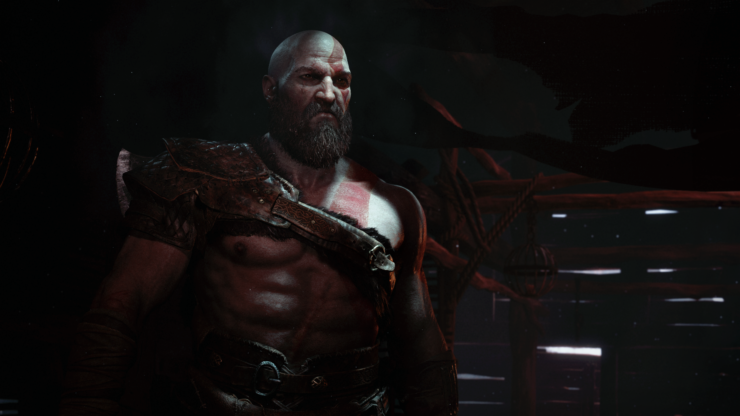 God of war 4 ps4 release