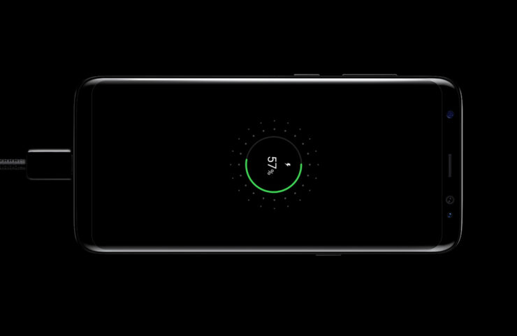 Galaxy S8 Fast Charge