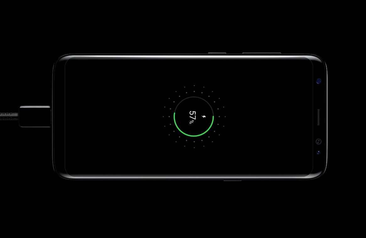 galaxy s8 and galaxy s8 will not fast charge while they