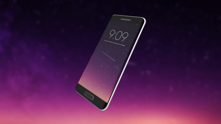 Galaxy S9 development