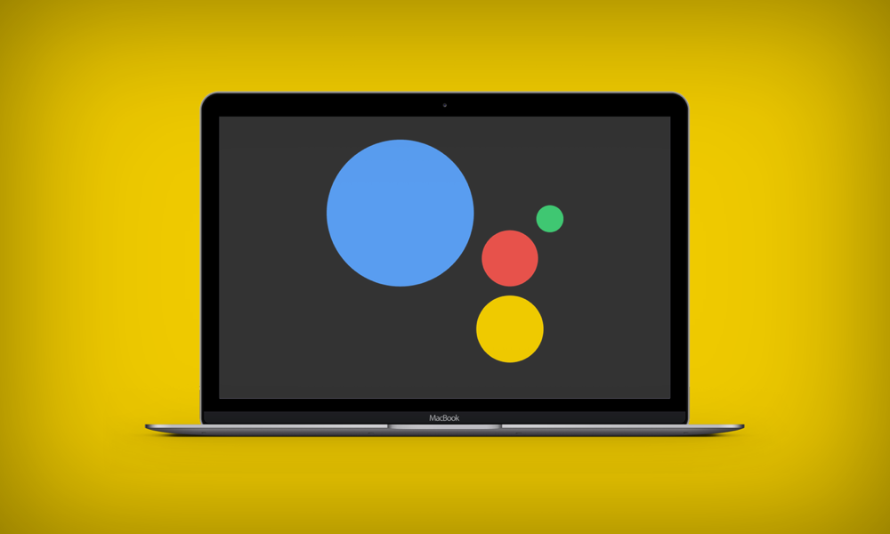 Download Google Assistant For Mac Right Now Direct Link