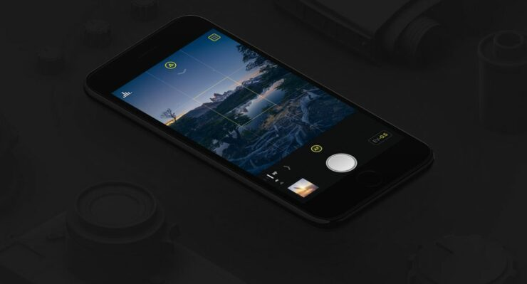 Former Apple Designer Launched A Camera App For iPhone With