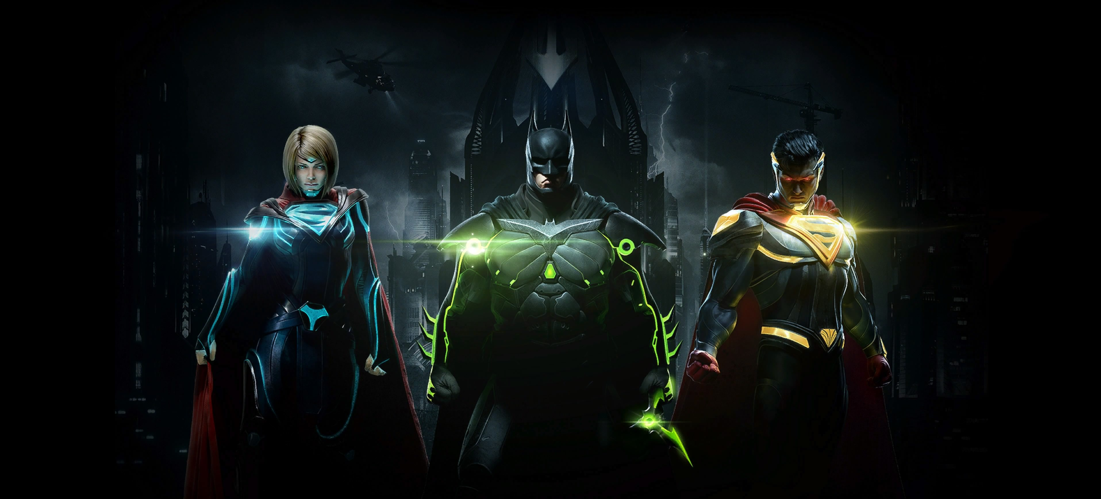 Injustice 2 Superman Hd Games 4k Wallpapers Images: [Updated] Injustice 2 PC Has Been Listed By Amazon France