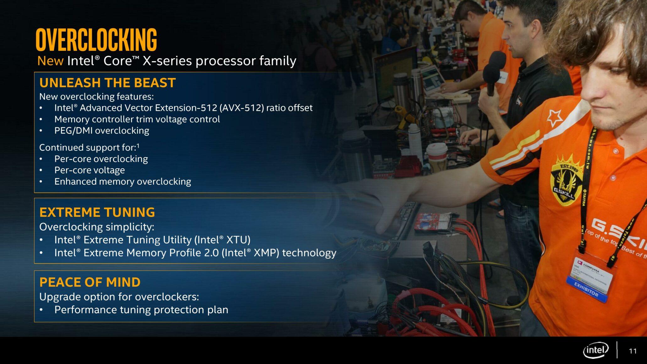 Intel Core X Series Core i9-7900X Crushes The Core i7-6950X CPU