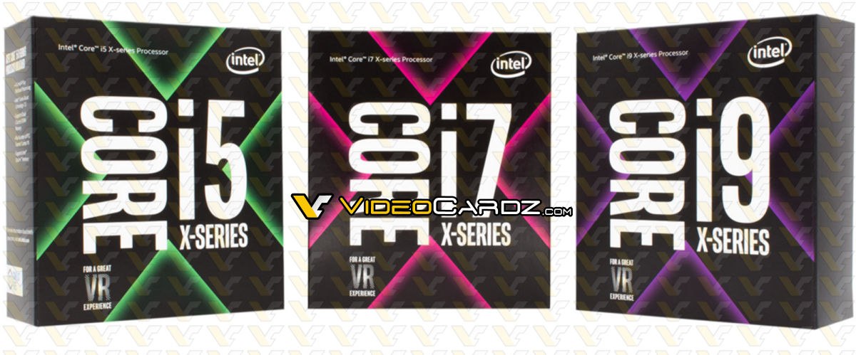 Intel Skylake X Full CPU Lineup Leaked
