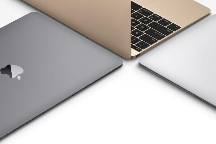 New MacBook models