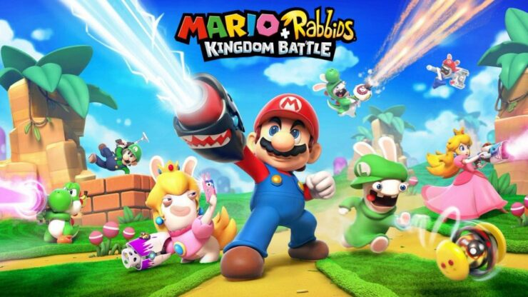 Mario + Rabbids Kingdom Battle patch day one