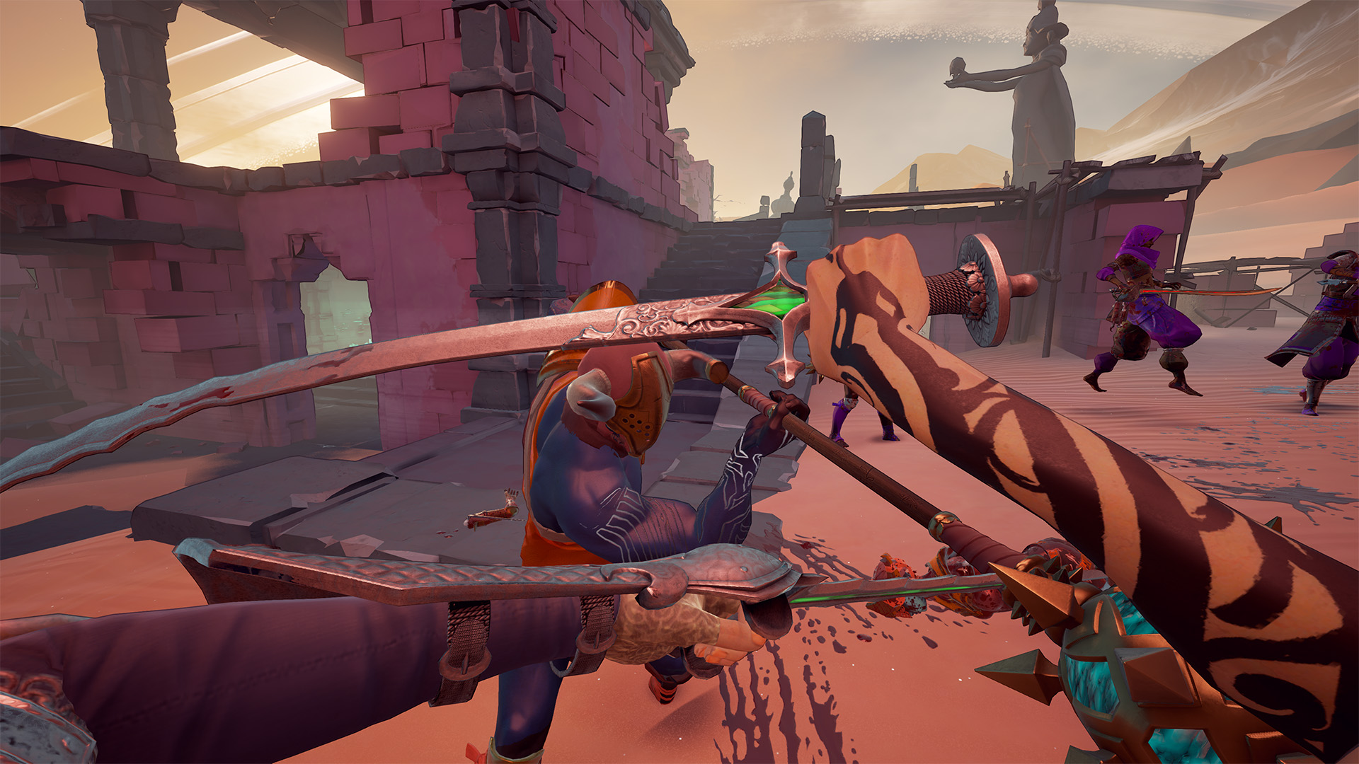 Mirage: Arcane Warfare Review - Heads Will Roll, That's for Sure