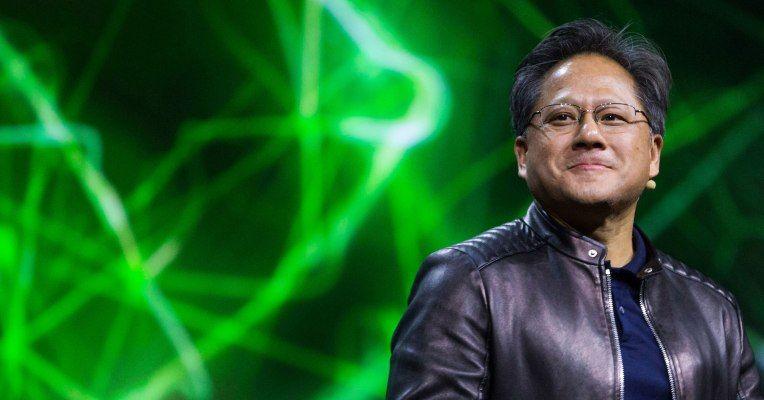 Nvidia S Ceo Doesn T Eye Amd Rx Vega Gpus As A Threat