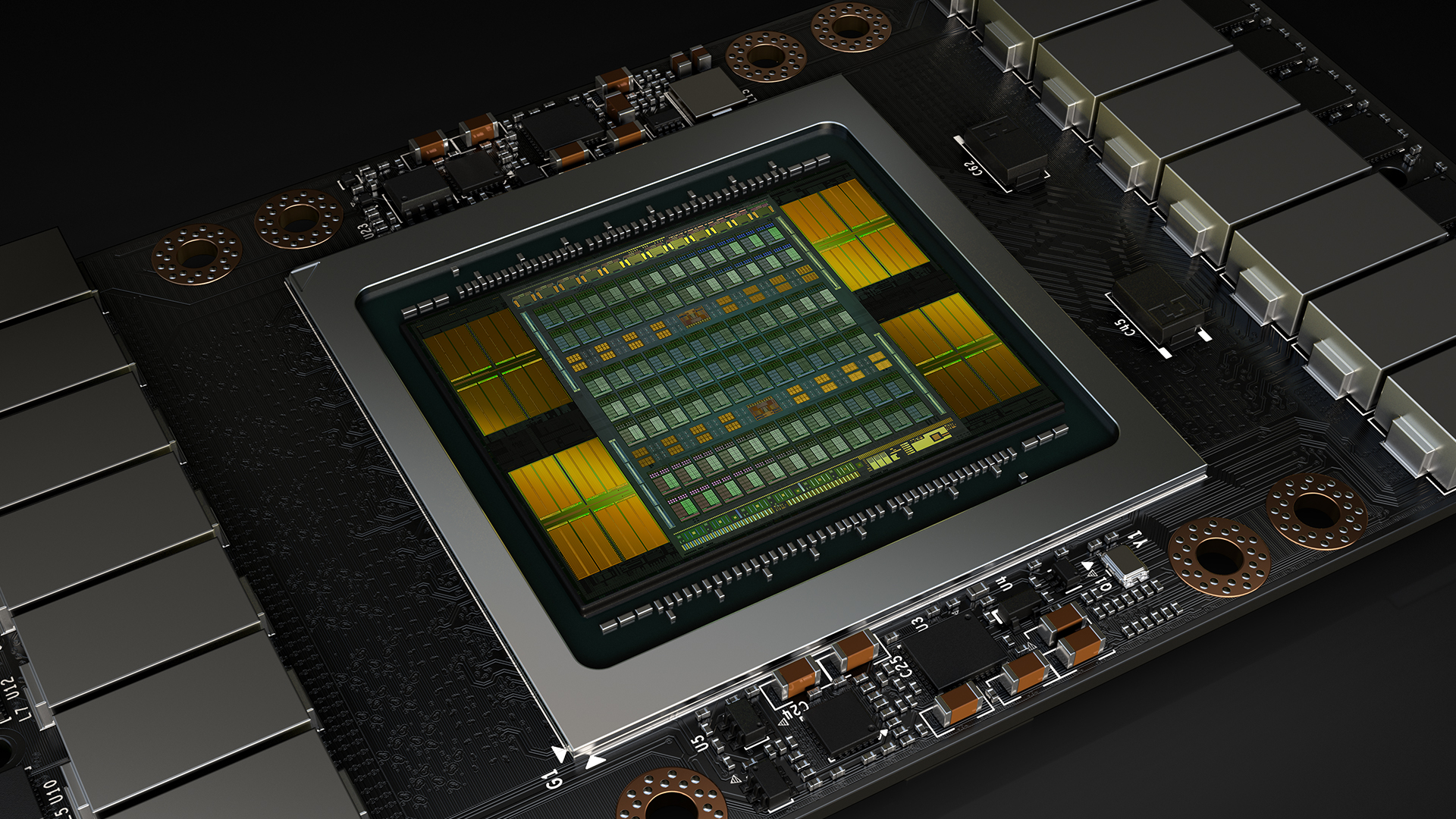 Nvidia Volta Gv100 12nm Finfet Gpu Unveiled Tesla V100 Detailed 1964 Galaxie 500 Radio Wiring Diagram Artificial Intelligence Is Driving The Greatest Technology Advances In Human History Said Jensen Huang Founder And Chief Executive Officer Of