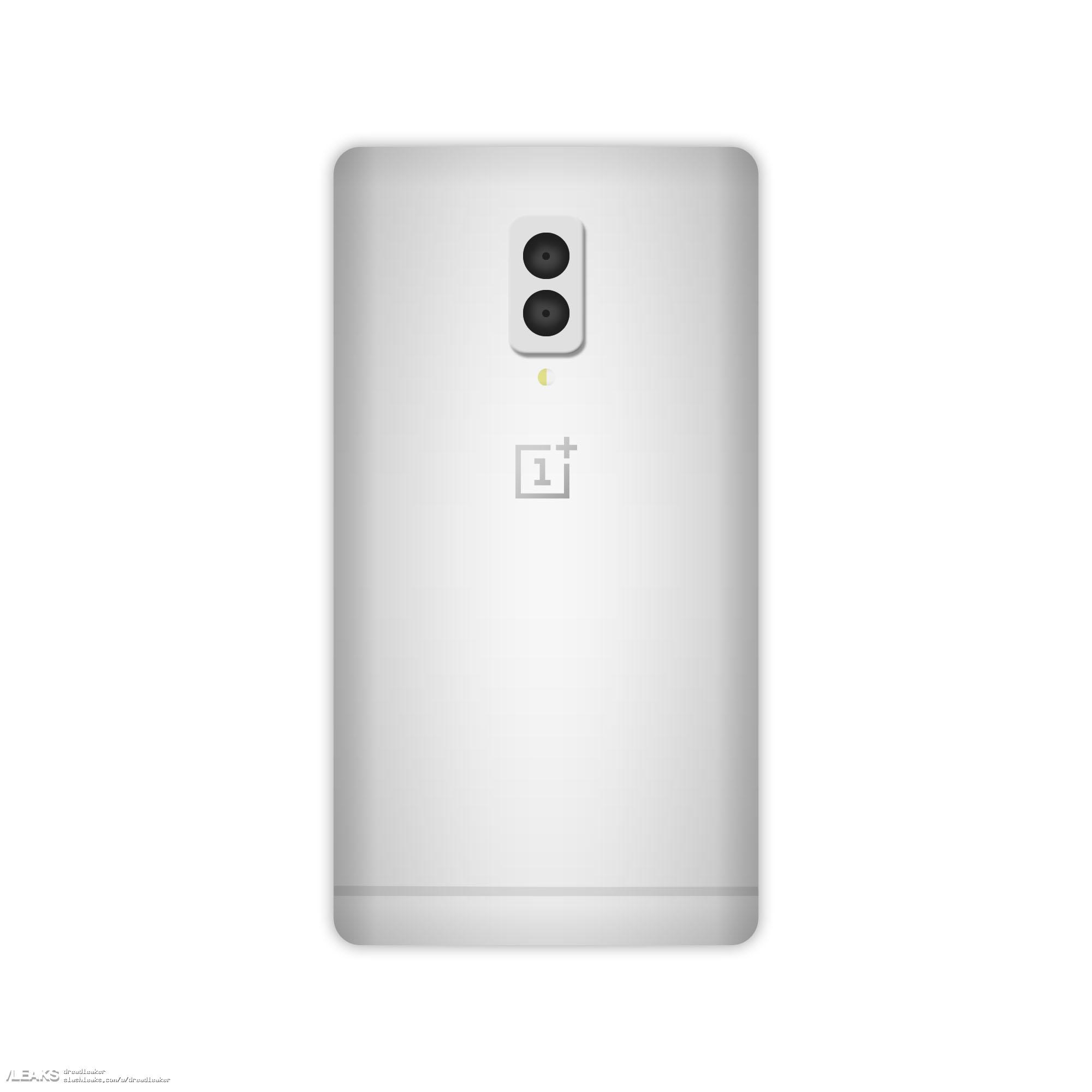 OnePlus 5 leaked image