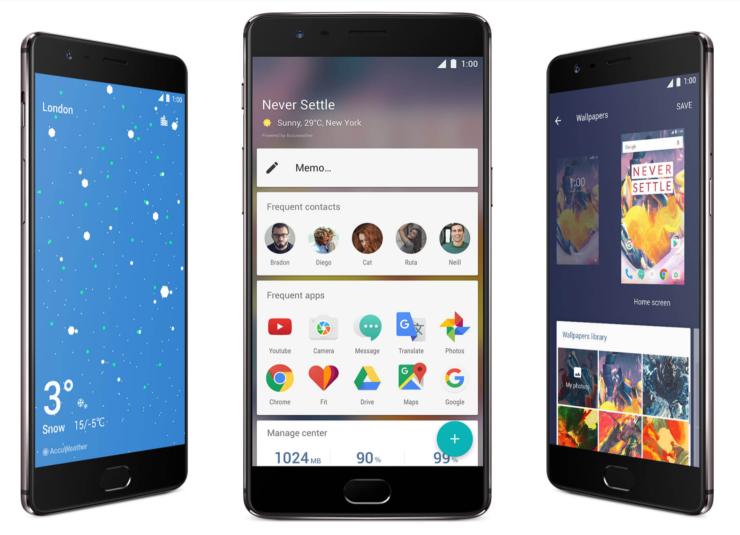 OnePlus 5 hardware