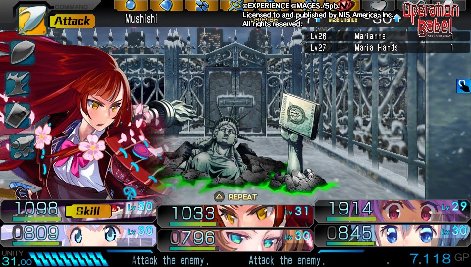 Operation Babel: New Tokyo Legacy (Vita) Review - The Xth Will Rise