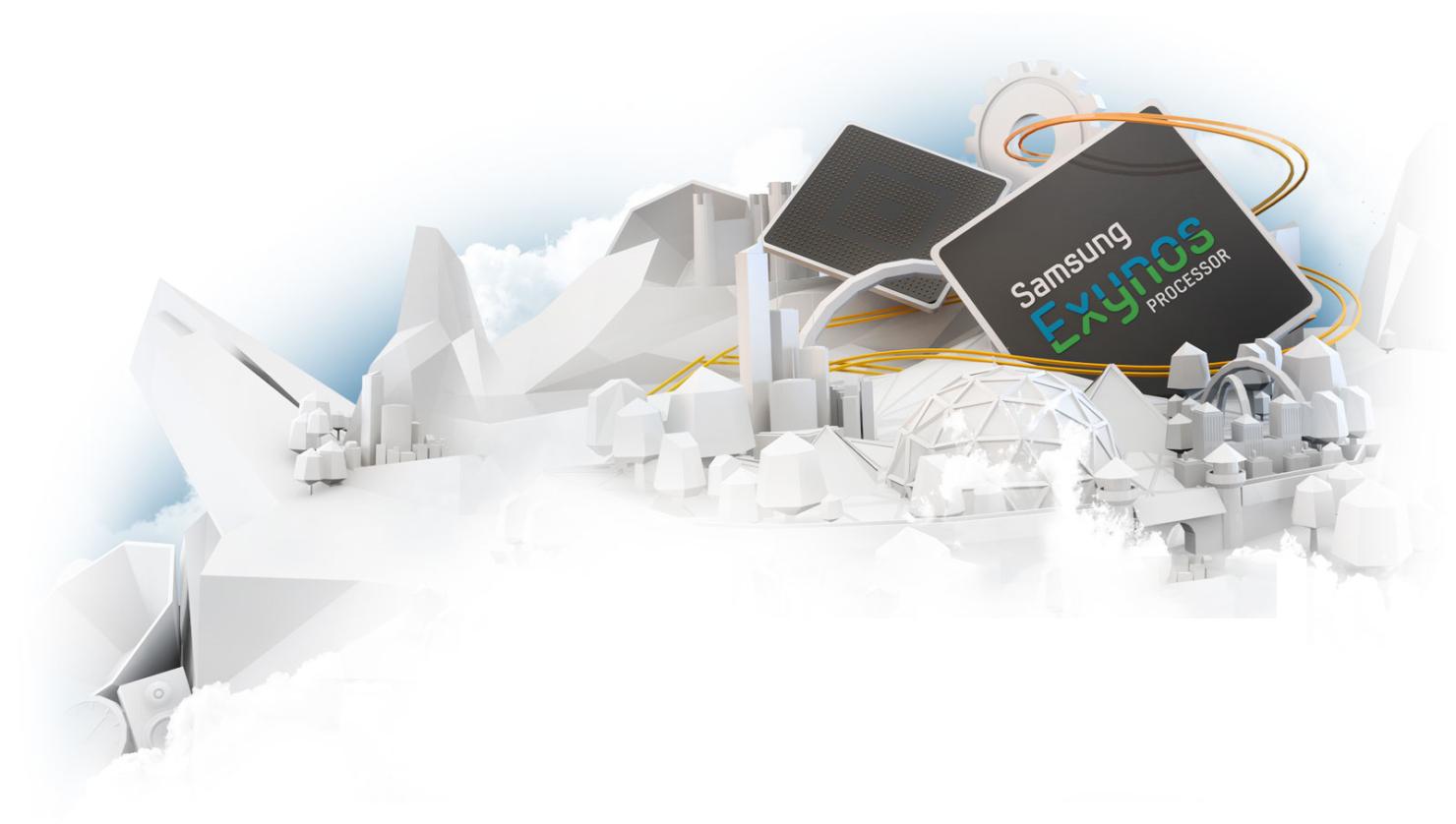 Samsung custom mobile GPU
