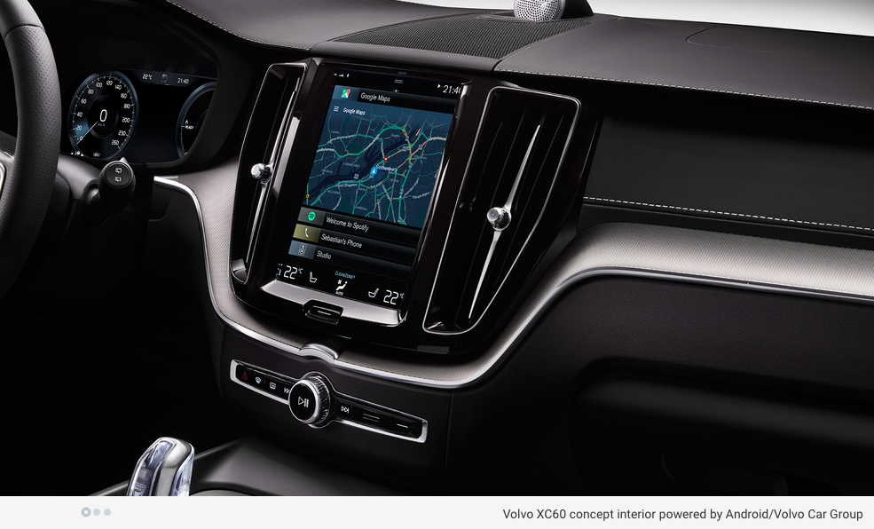 Android Car Infotainment