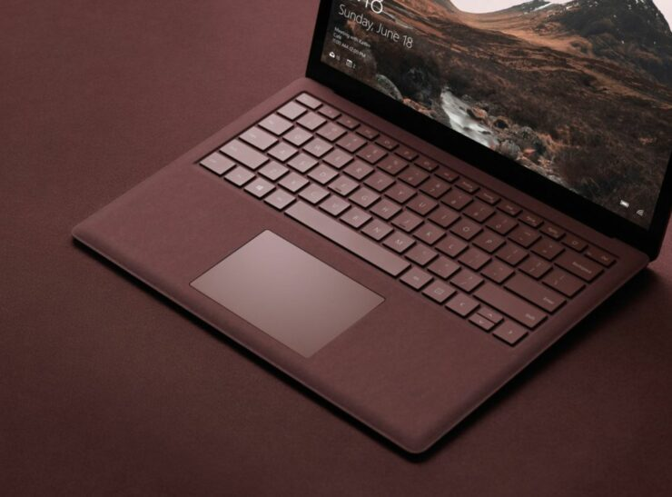 Surface Laptop Windows 10 S