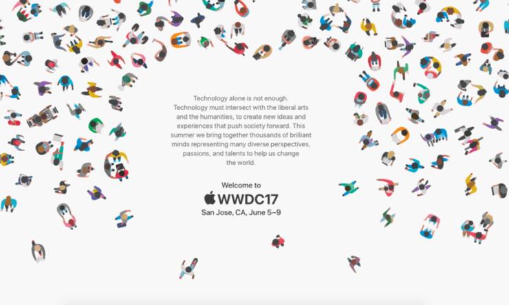 WWDC 2017 press invites