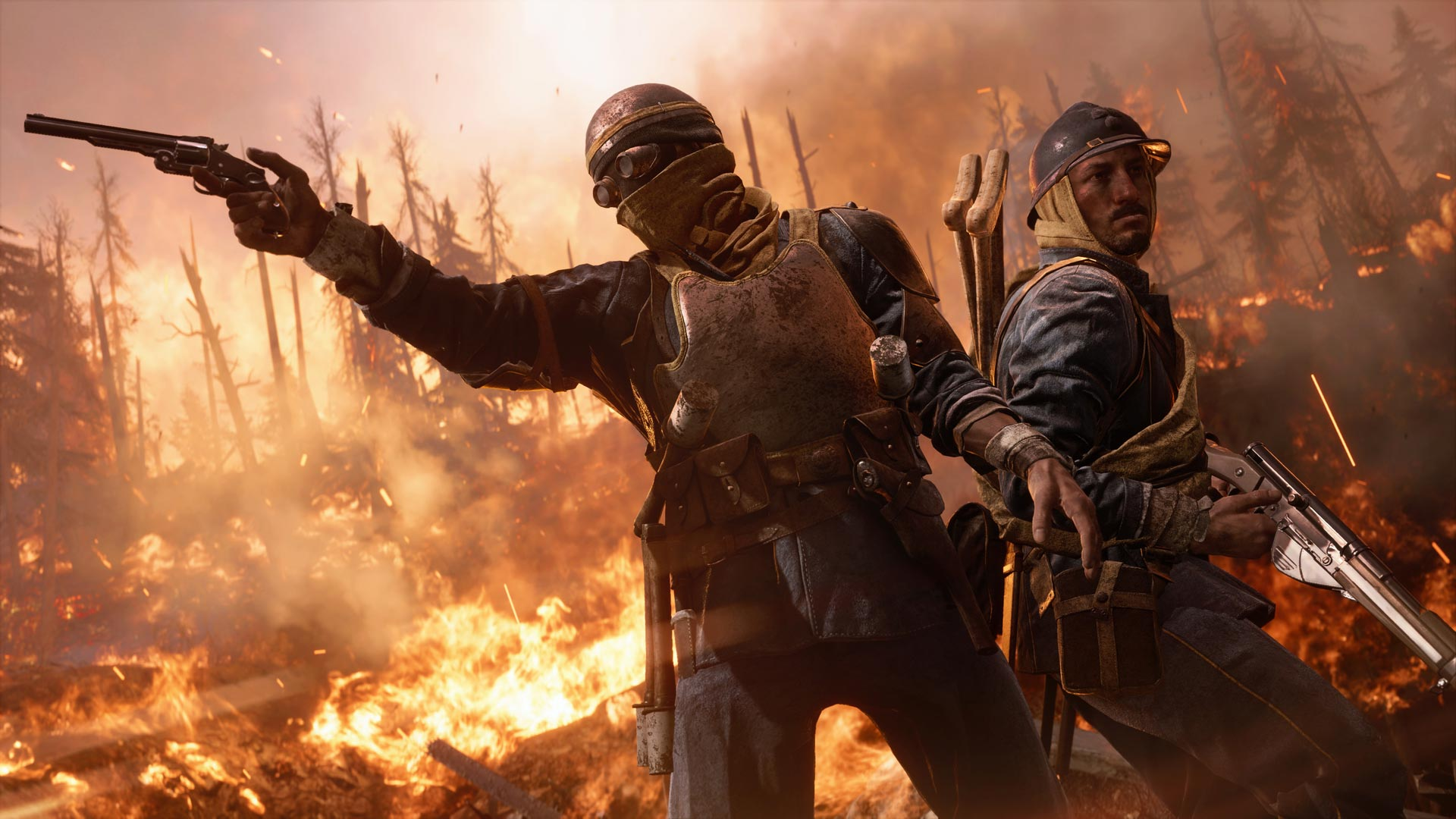 Battlefield 1 In The Name Of The Tsar To Release On September 5th