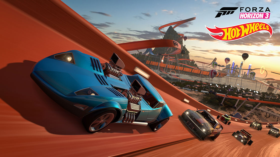 Forza Horizon 3 Patch Improves CPU Performance, Adds More