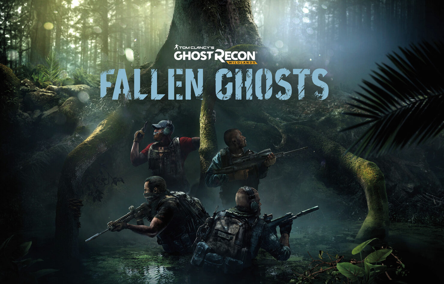 ghost recon wildlands fallen ghosts dlc