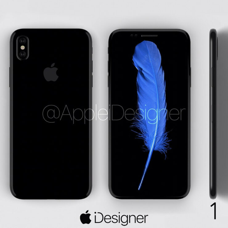 iPhone 8 concept sleek and gorgeous