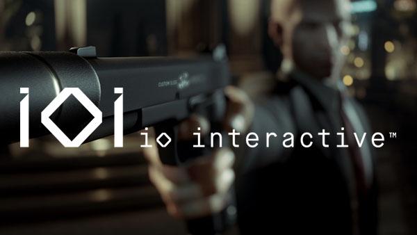 io interactive hitman