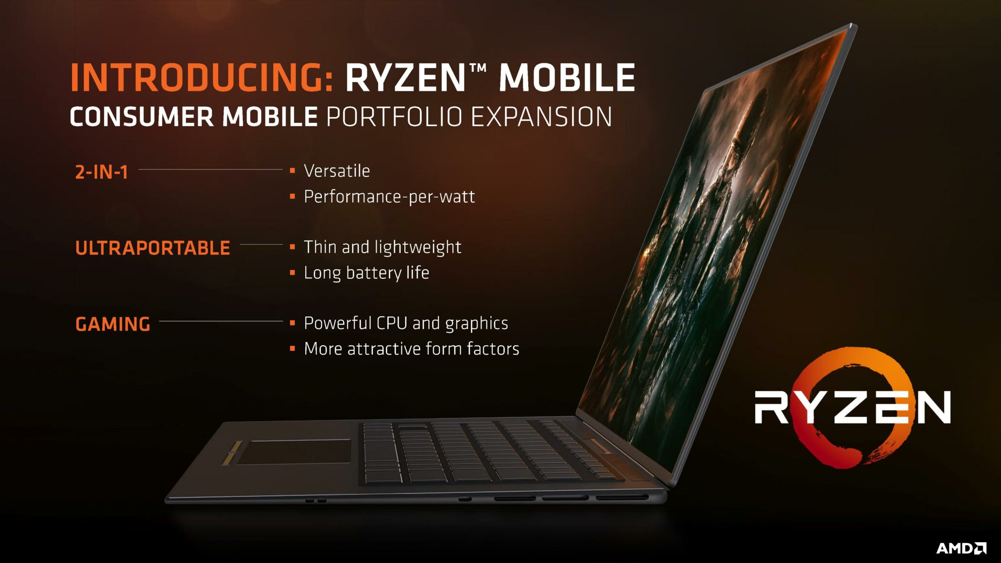 AMD Raven Ridge Ryzen 7 2700U and Ryzen 5 2500U Performance Leak