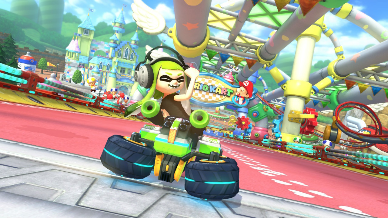 Best Mario Kart Car